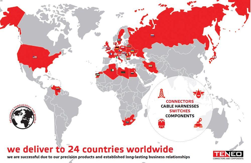 TENEO worldwide Market